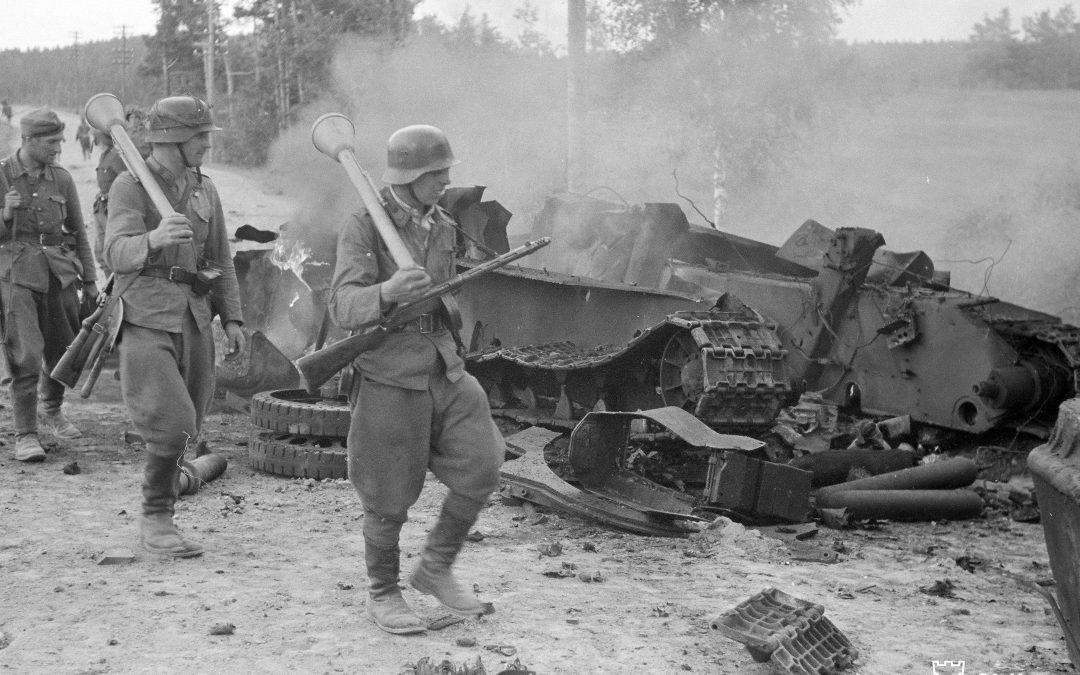 Suomen Sotilas Kannaksella