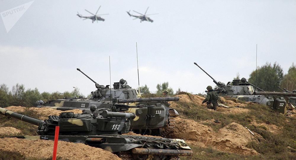 ZAPAD 2017: venäläiset tulevat, mutta menevätkö?