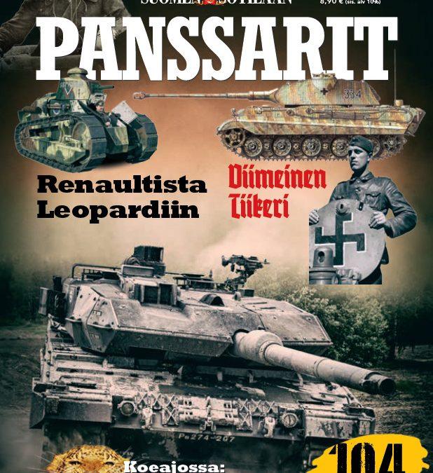 Suomen Sotilaan Panssarit