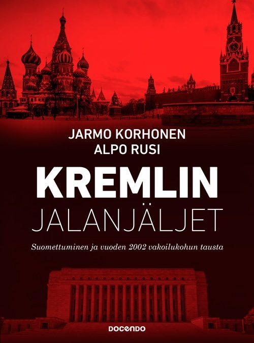 Uutuuskirja: Erkki Tuomioja on Venäjän tiedustelun operatiivi