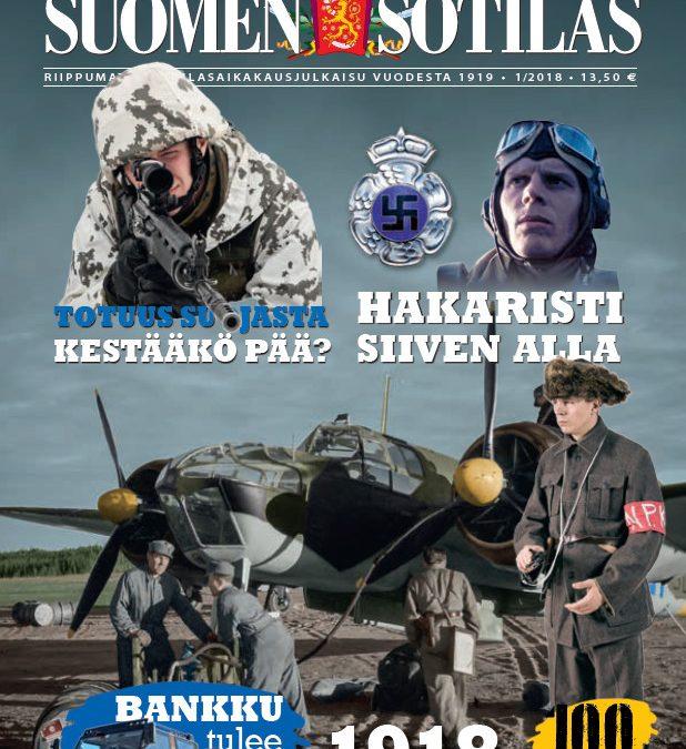 Suomen Sotilas 1/2018