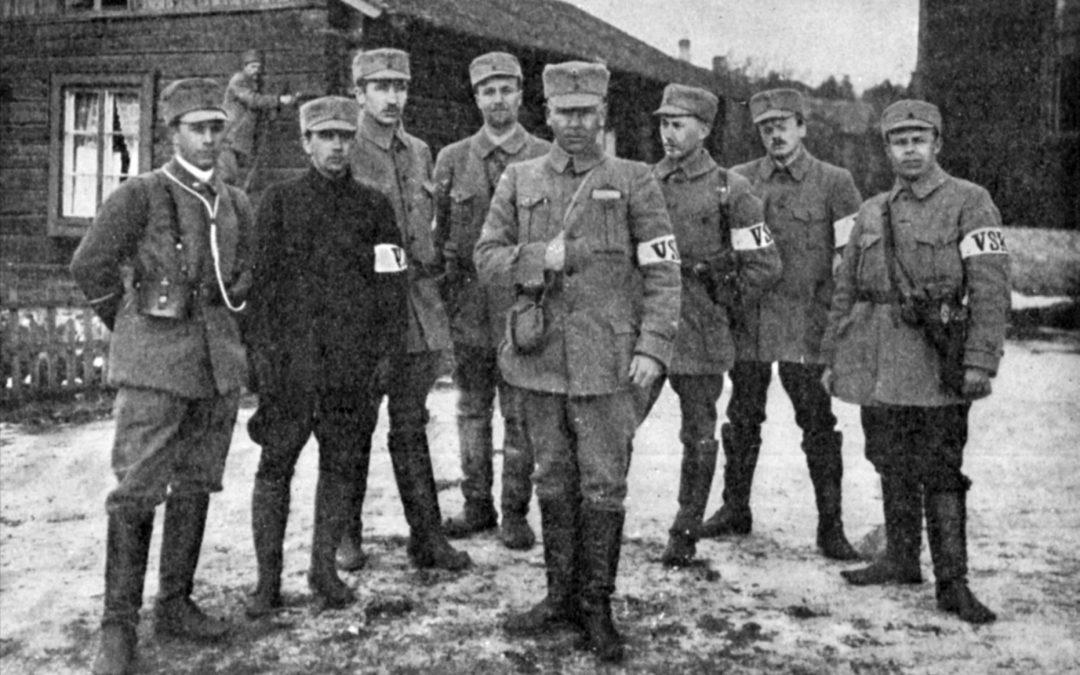 Tammikuu 1918