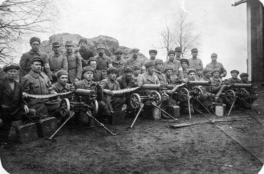 Suomen Sotilaan erikoisnumero 1918