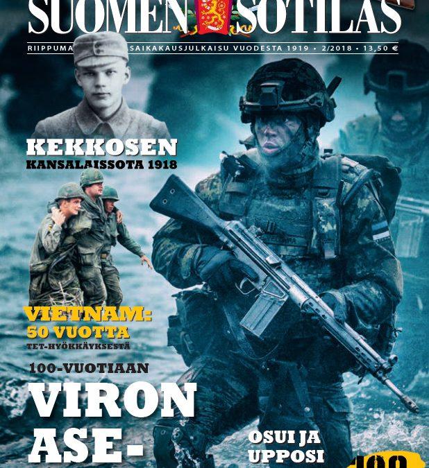 Suomen Sotilas 2/2018