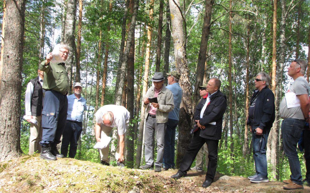 Suomen Sotilaan lukijamatka käynnistyi