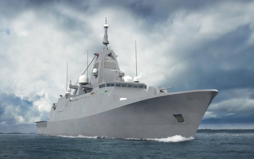 Merivoimat valitsi Pintatorjuntaohjus 2020 -asejärjestelmän