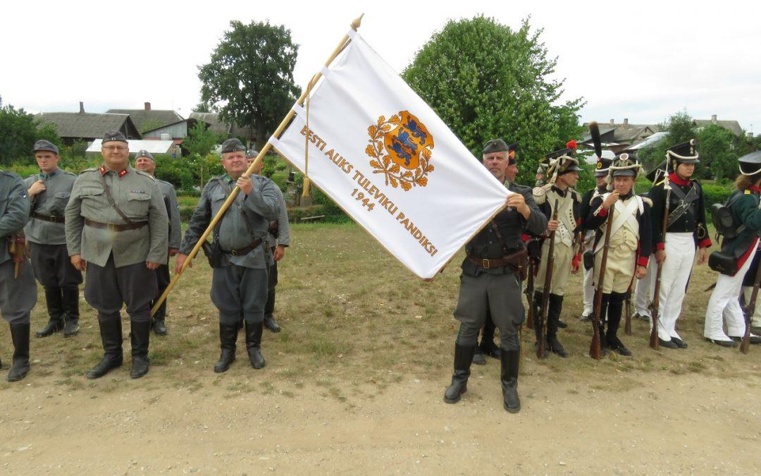 Kymmenes Milfest Viron Valgassa toi sotahistorian harrastajat yhteen