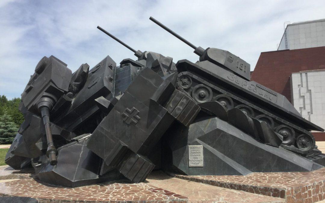 Maailman suurimmasta panssaritaistelusta 75 vuotta