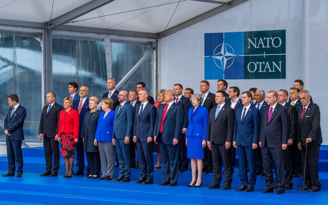 NATO-maiden puolustusmenoista, presidentti Trumpista ja kolmannesta maailmansodasta