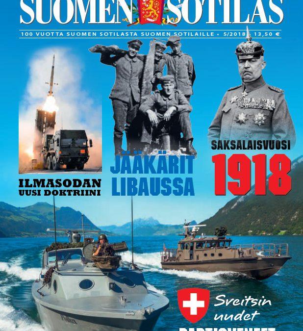 Suomen Sotilas 5/2018