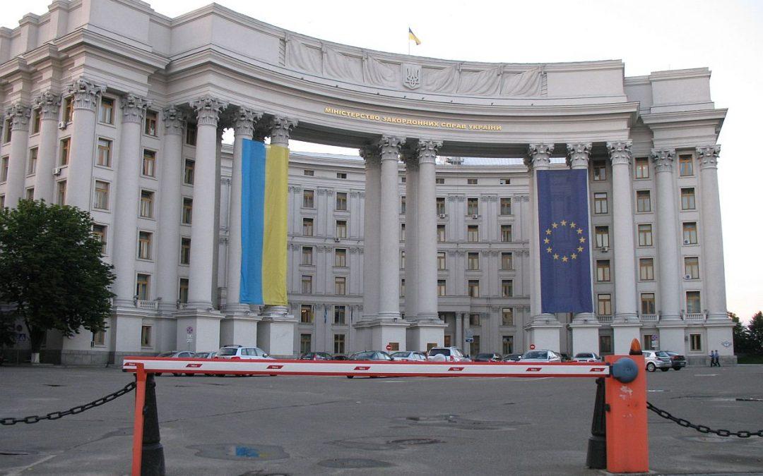 Venäjän miehet Kiovassa
