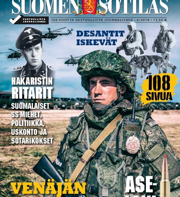 Suomen Sotilas 6/2018
