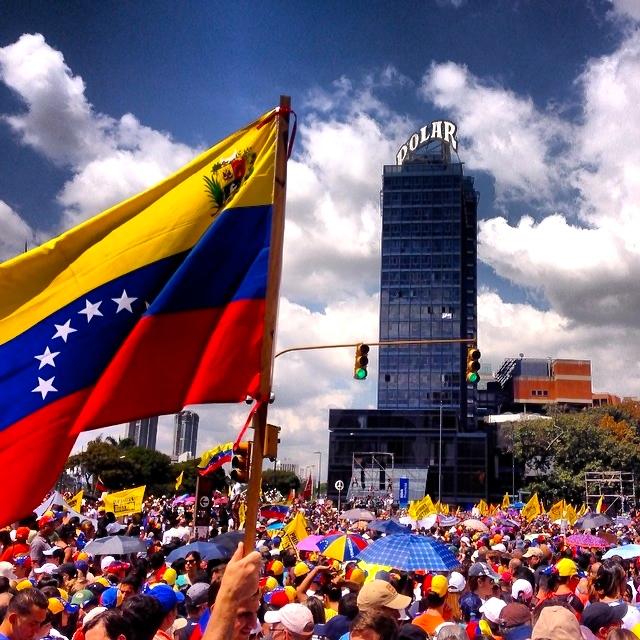 Venezuela – seuraava suurvaltakonflikti?