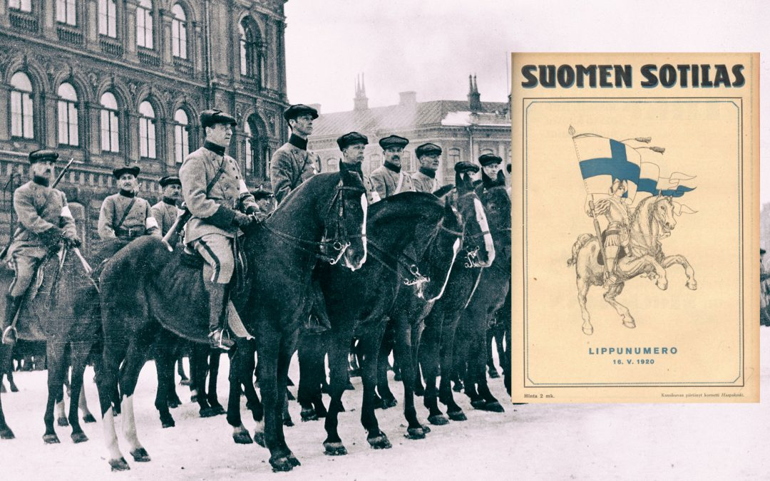 Suomen Sotilas vuonna 1920