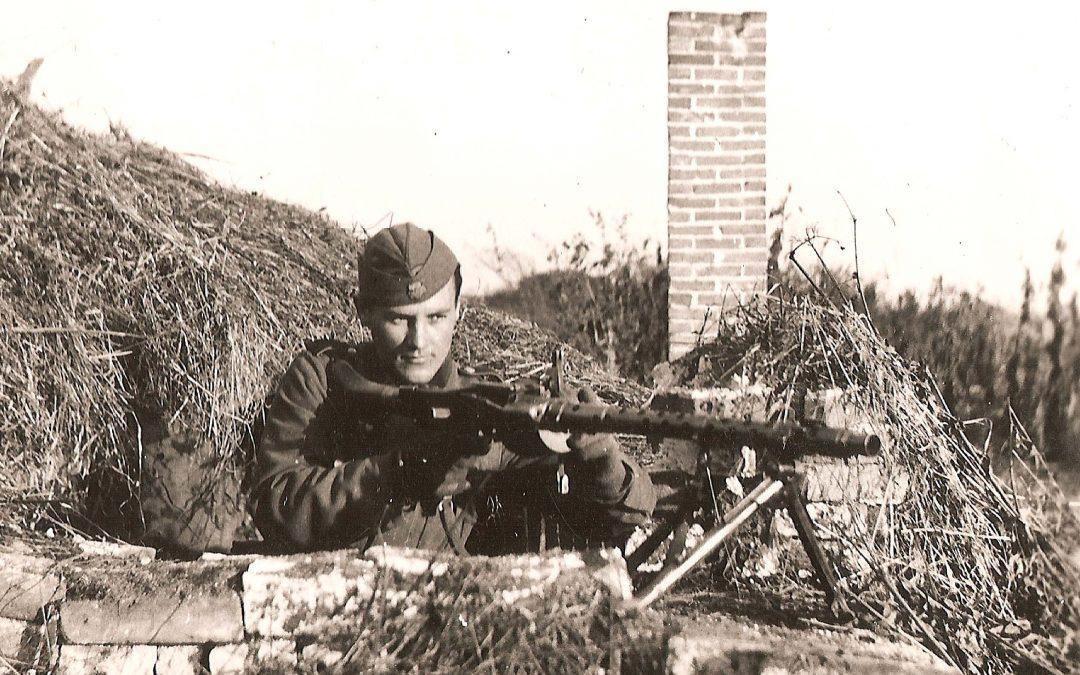 SS-mies Veikko Kasslin 100 vuotta