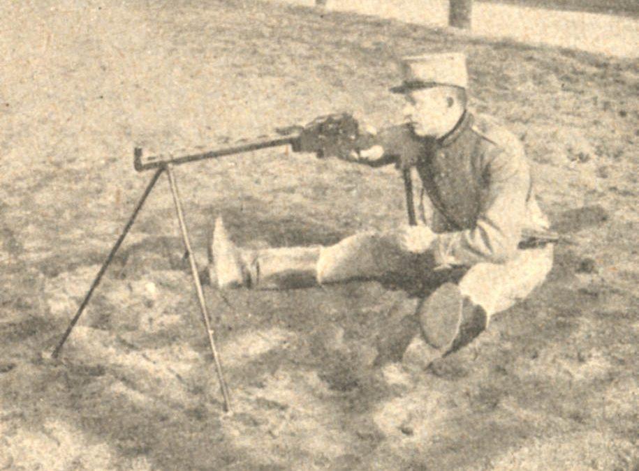 Suomen Sotilas -lehti vuonna 1919