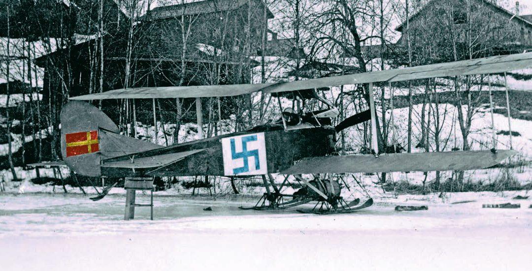 Suomen Sotilas vuonna 1923