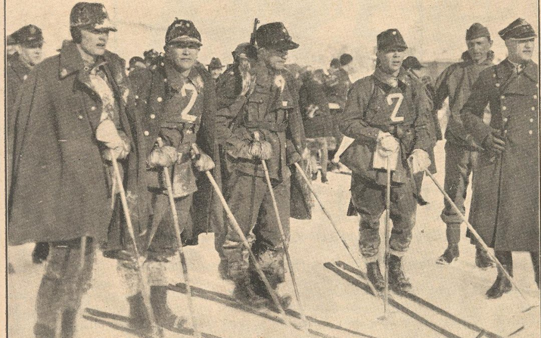 Suomen Sotilas vuonna 1929