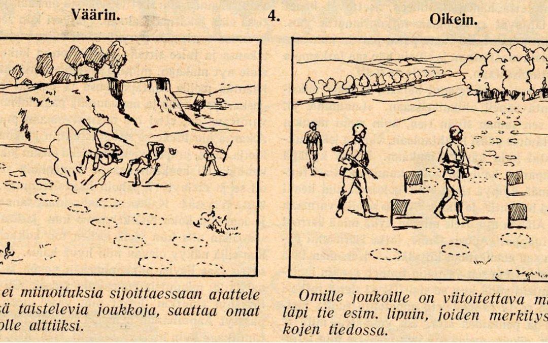 Suomen Sotilas vuonna 1930