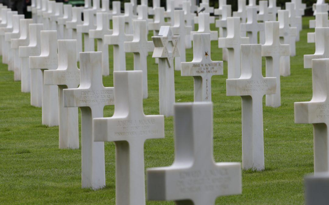 Normandian amerikkalainen hautausmaa