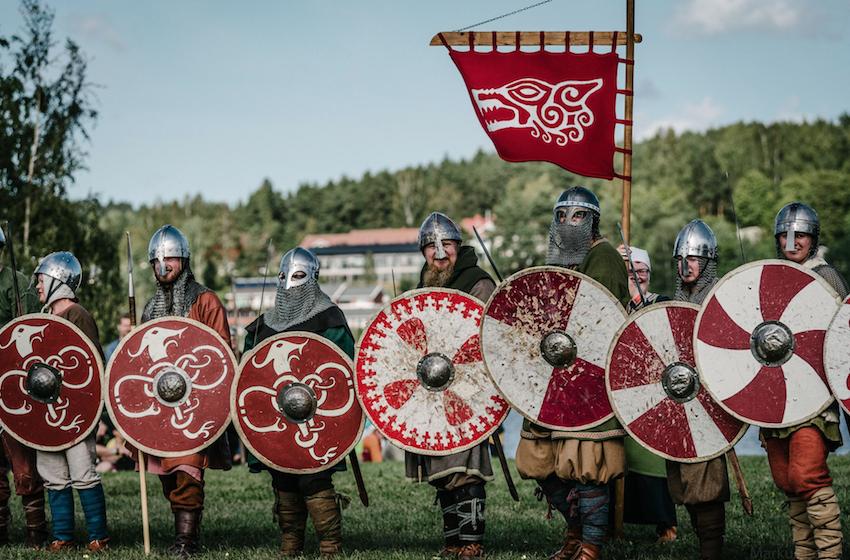 Historia elää Hämeen keskiaikafestivaaleilla