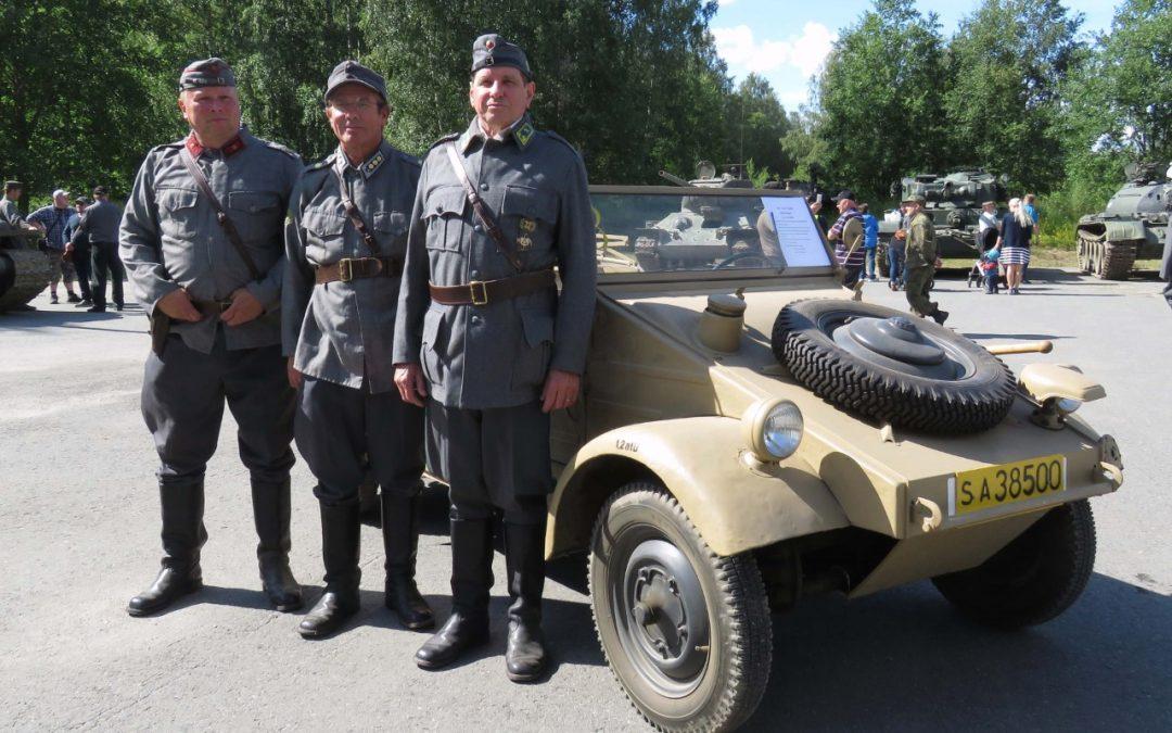 Volkswagenin vanha sotaratsu