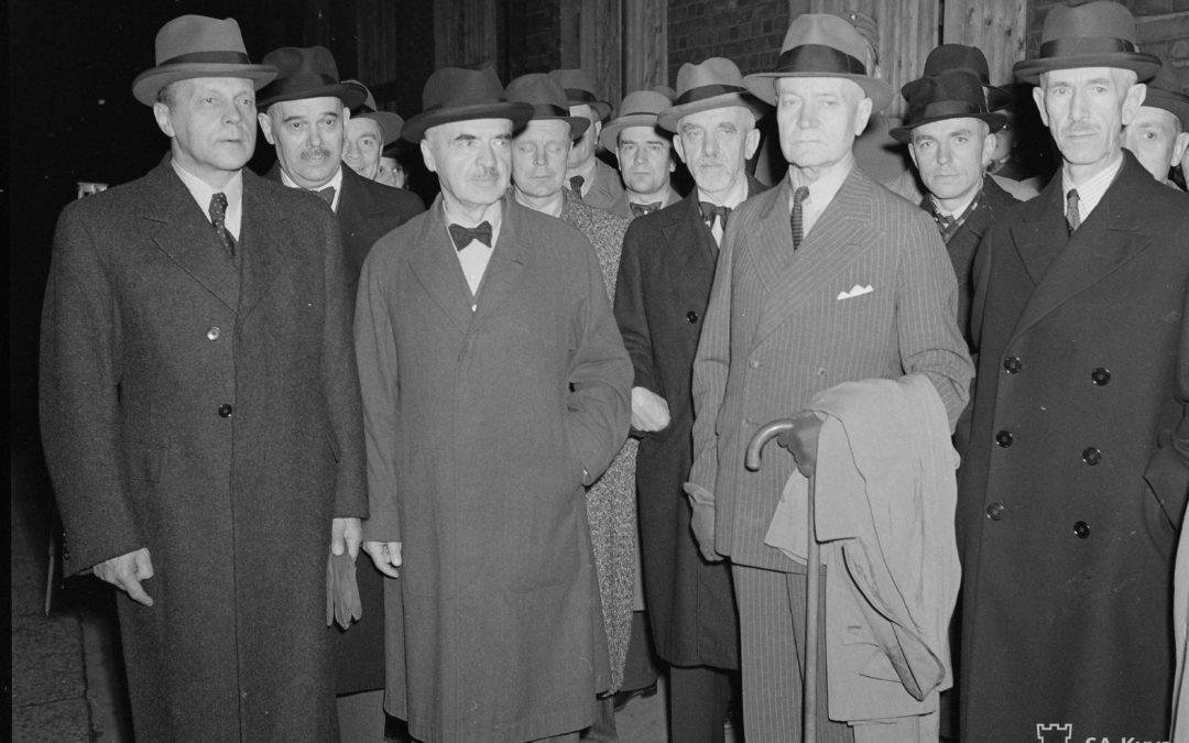 Rauhanvaltuuskunnasta 75 vuotta