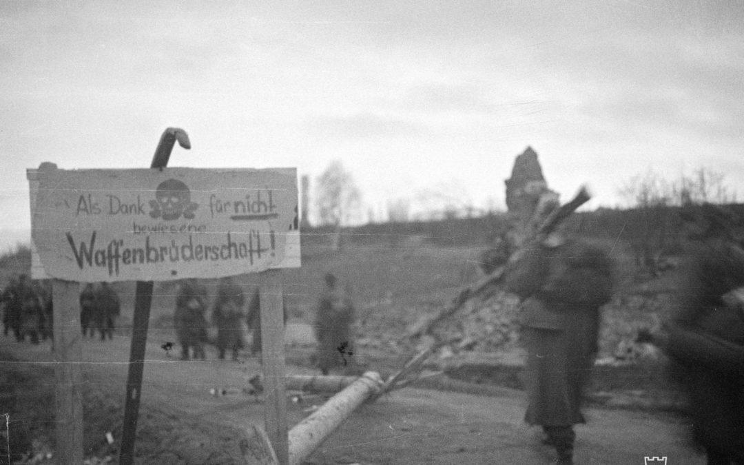Lapin sodan alkamisesta 75 vuotta