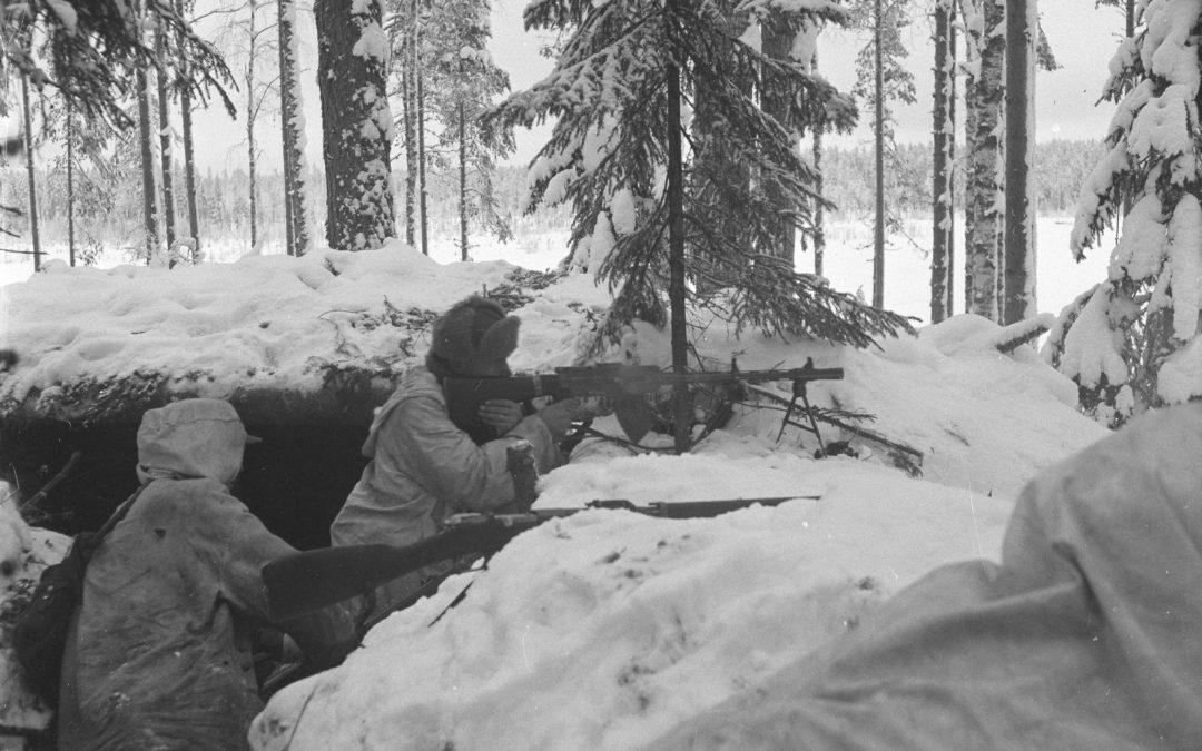 Talvisodan alkamisesta 80 vuotta